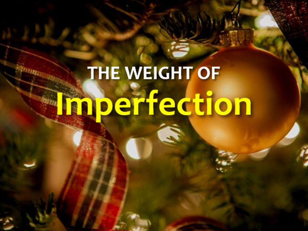 The Weight of Imperfection Image